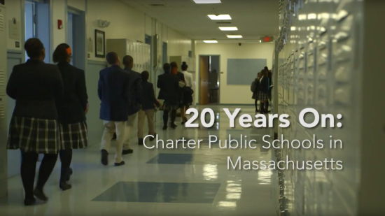 MA Public Charter Schools 20th Anniversary Video
